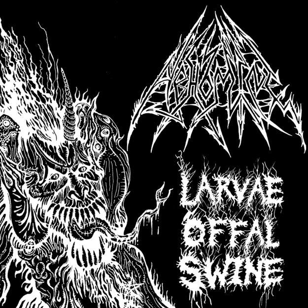 ABHOMINE_Larvae-Offal-Swine_Cover