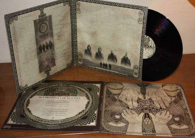 PHAZM Sconrful Of Icons black LP