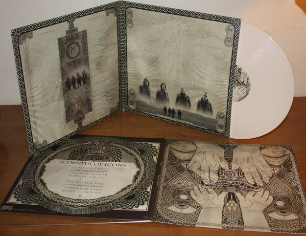 PHAZM Sconrful Of Icons creme LP