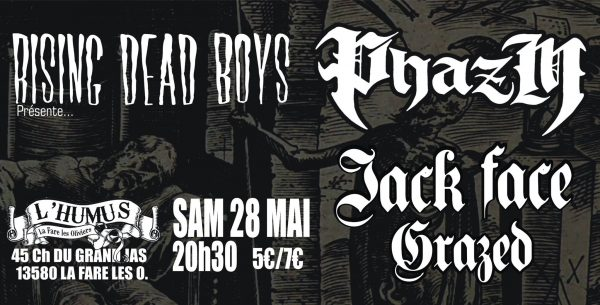 Phazm 28 mai Nancy