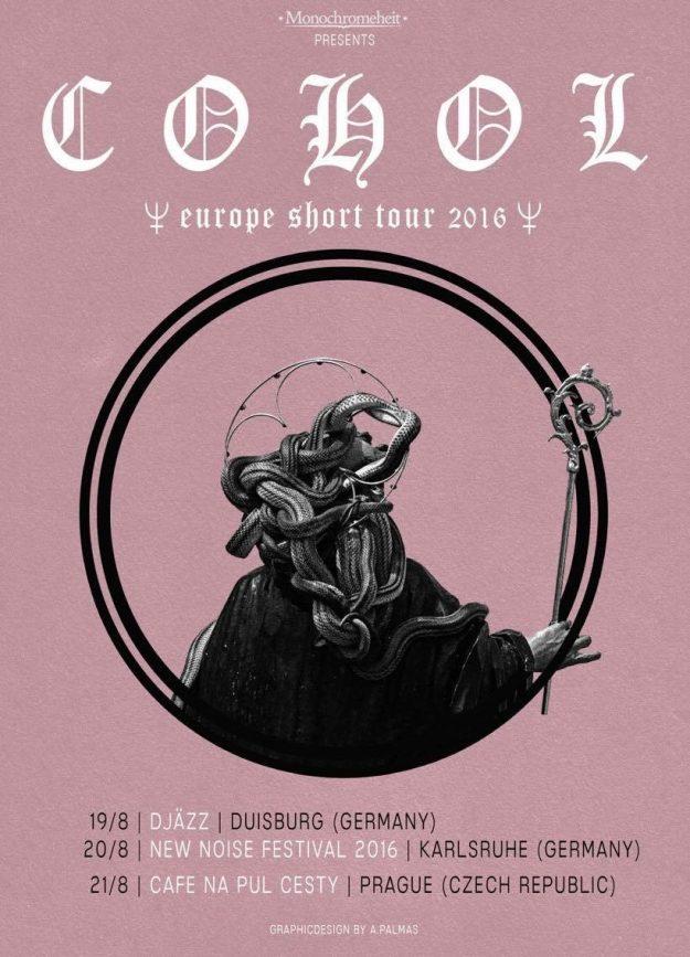 COHOL Europe Short Tour 2016