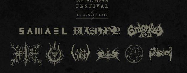 Metal Mean Fest 20-08-2016