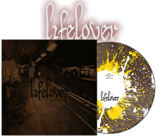 lifelover-dekadens_pre-order_brown-with-yellow-and-white-splatterlp