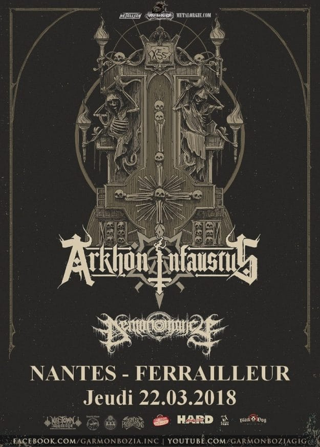 Arkhon Infaustus Nantes