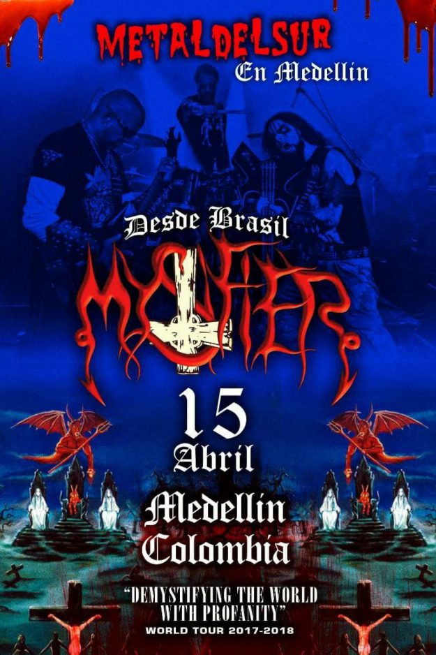 Mystifier Colombia