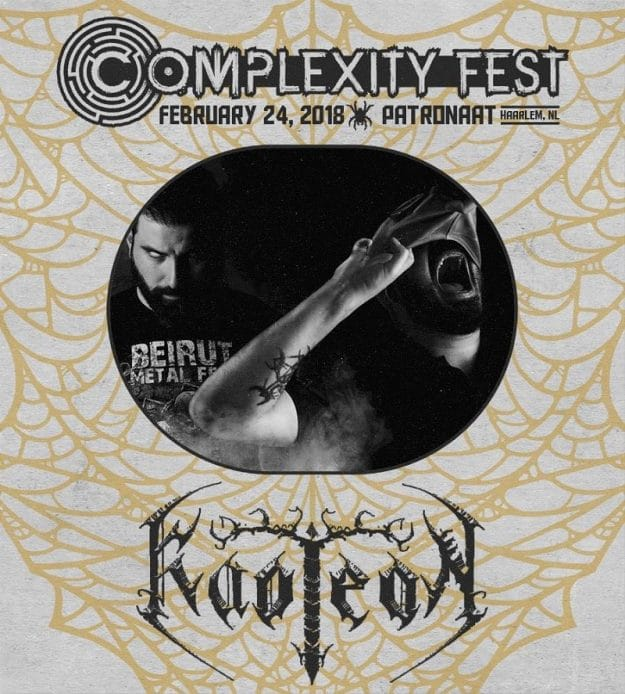 Complexity fest with KAOTEON