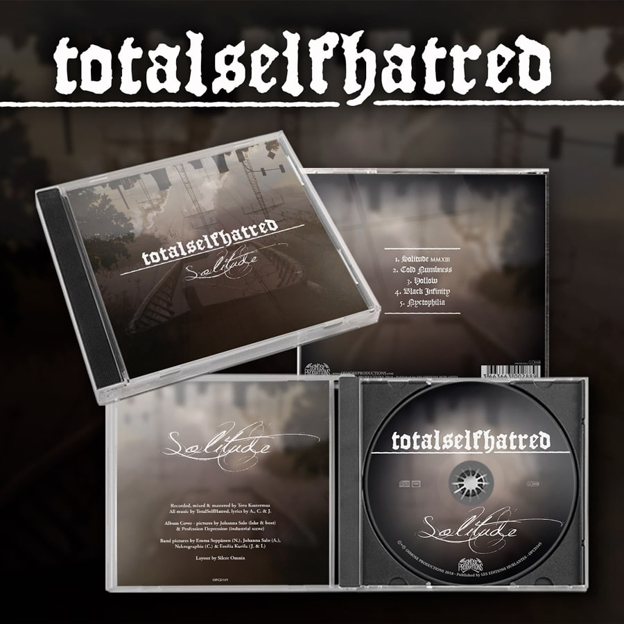 TOTALSELFHATRED_Solitude_Pre-Order-CD