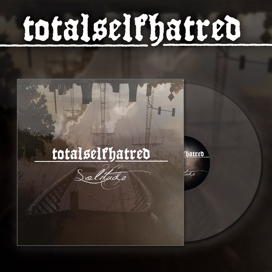 TOTALSELFHATRED_Solitude_Cover