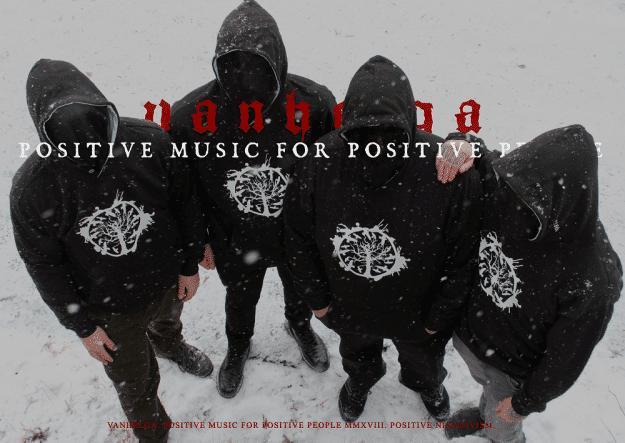 VANHELGA Band Picture