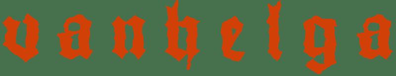 VANHELGA Band Logo