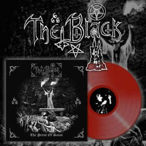THE-BLACK_The-Priest-Of-Satan_Pre-Order_Red-LP